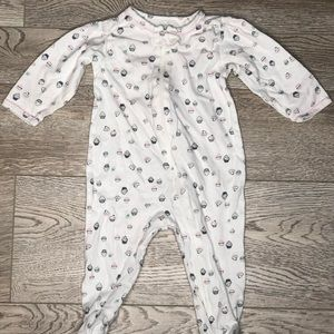 Cupcake 6 month footies